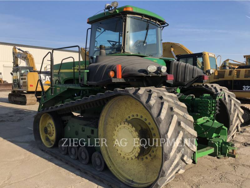 DEERE & CO. TRACTEURS AGRICOLES 9520T equipment  photo 7