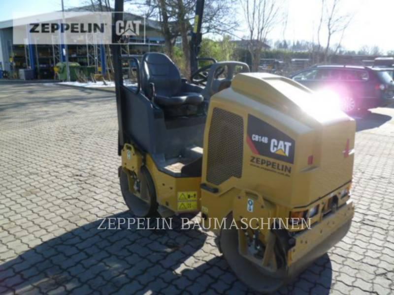 CATERPILLAR VERDICHTER CB14B equipment  photo 4