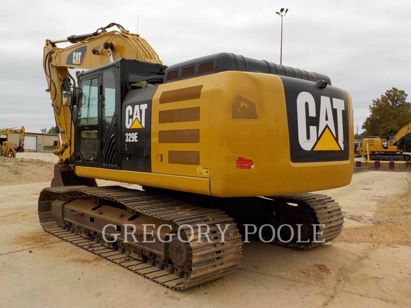 CATERPILLAR TRACK EXCAVATORS 329E L equipment  photo 7