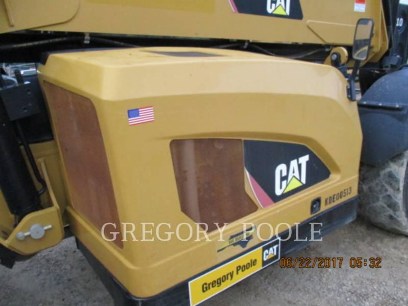 CATERPILLAR MANIPULADOR TELESCÓPICO TL1055C equipment  photo 7