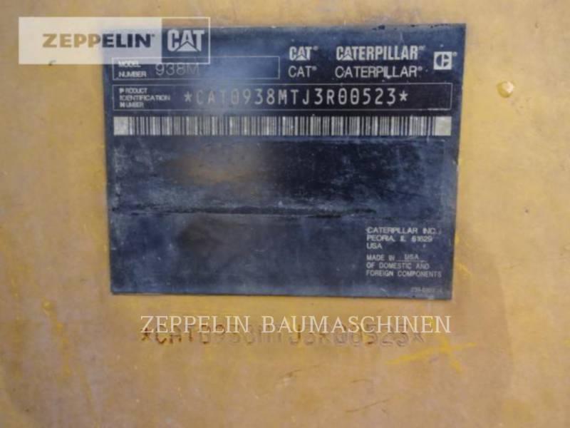 CATERPILLAR RADLADER/INDUSTRIE-RADLADER 938M equipment  photo 7