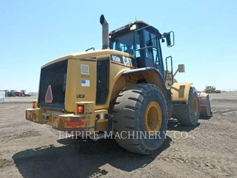 CATERPILLAR RADLADER/INDUSTRIE-RADLADER 950H equipment  photo 5