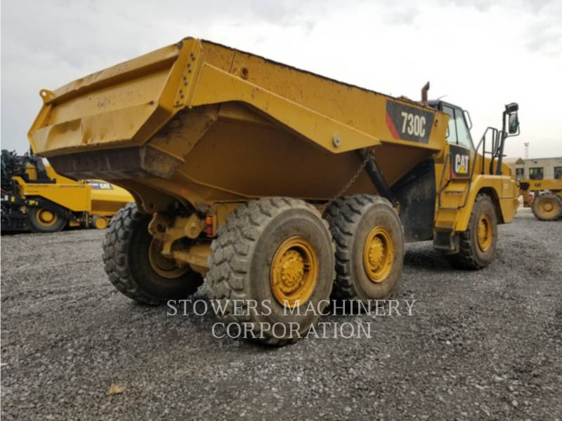 CATERPILLAR DUMPER ARTICOLATI 730C equipment  photo 4
