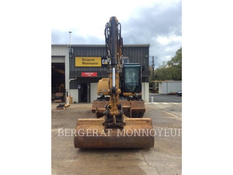CATERPILLAR PELLES SUR PNEUS M313D equipment  photo 3
