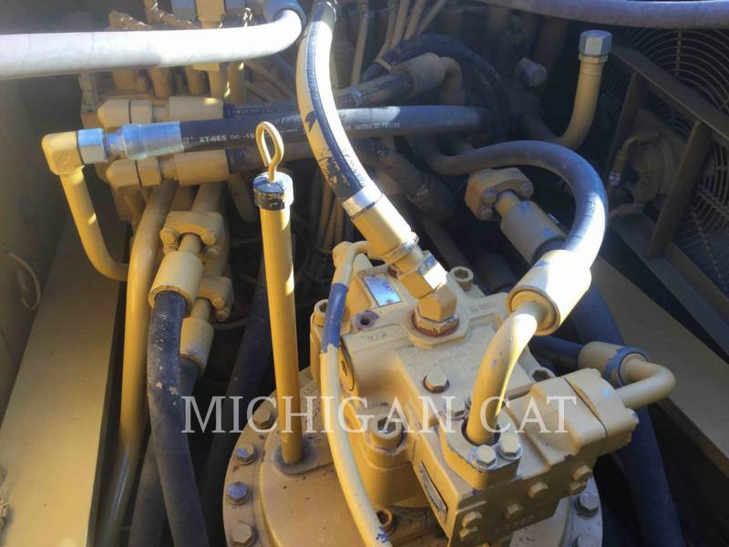 CATERPILLAR TRACK EXCAVATORS 330CL equipment  photo 10
