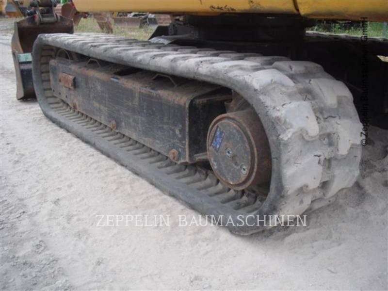 CATERPILLAR TRACK EXCAVATORS 302.5C equipment  photo 6