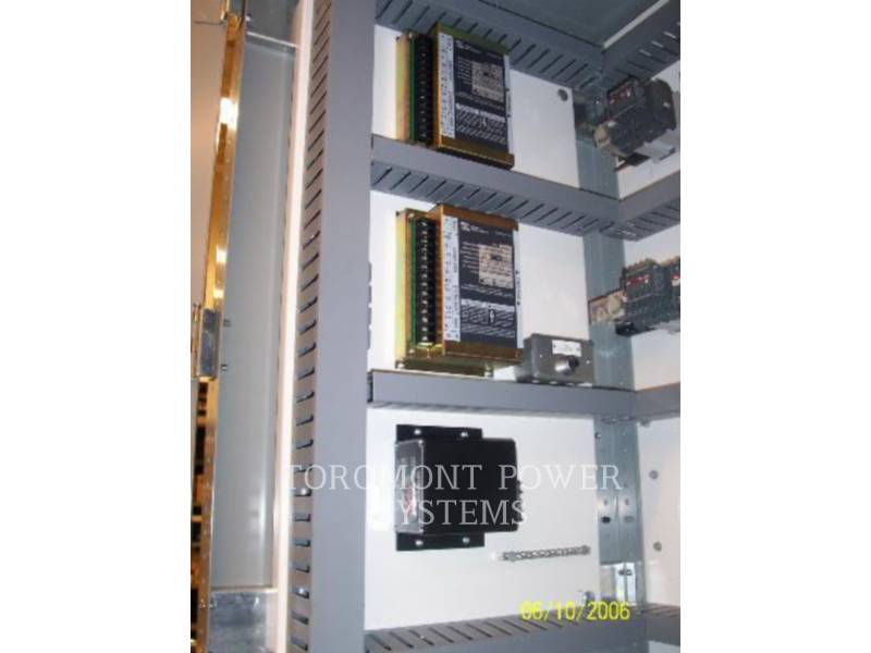 CUTTLER HAMMER SYSTEMS COMPONENTS SWITCHGEAR 5000A equipment  photo 11