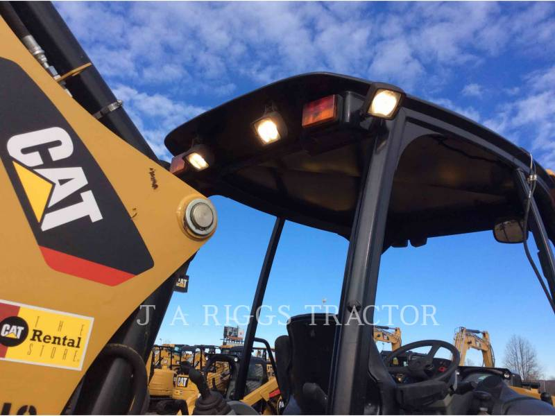 CATERPILLAR BACKHOE LOADERS 420F 4E equipment  photo 21