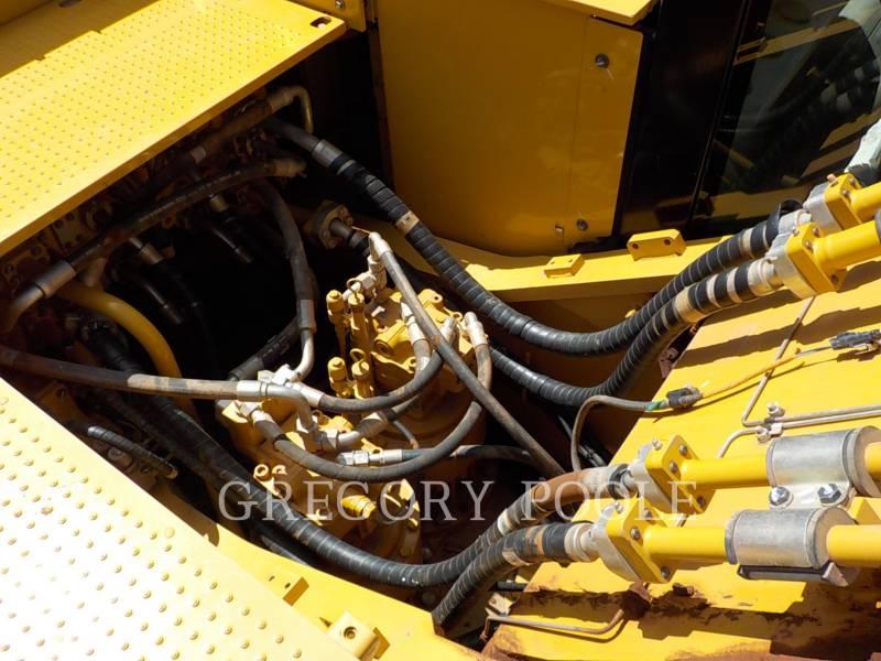 CATERPILLAR TRACK EXCAVATORS 349F L equipment  photo 15