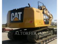 CATERPILLAR KETTEN-HYDRAULIKBAGGER 316EL CGC- equipment  photo 3