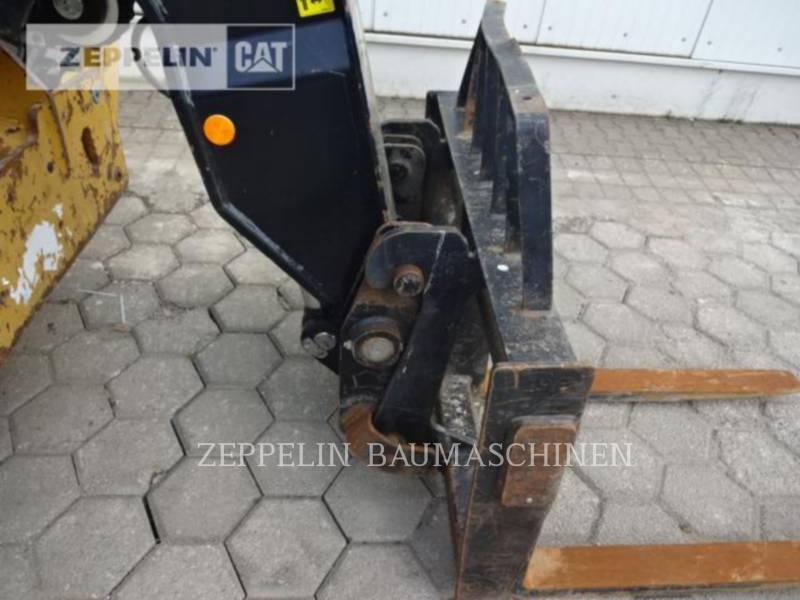 CATERPILLAR MANIPULADORES TELESCÓPICOS TH414C equipment  photo 10