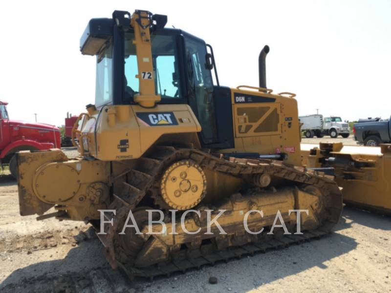 CATERPILLAR TRACTORES DE CADENAS D6N XLARO equipment  photo 4
