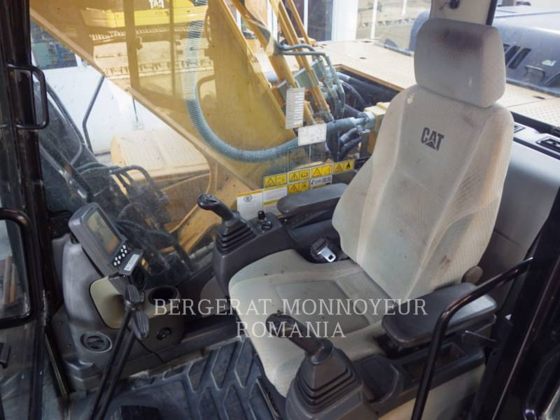 CATERPILLAR TRACK EXCAVATORS 329 D LN equipment  photo 10