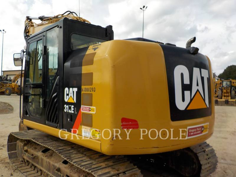 CATERPILLAR TRACK EXCAVATORS 312E L equipment  photo 8