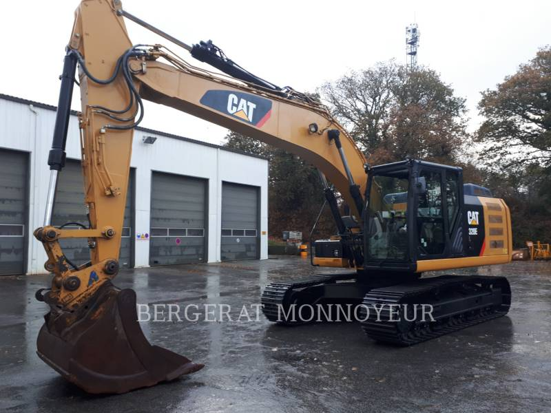 CATERPILLAR PELLES SUR CHAINES 320E equipment  photo 3