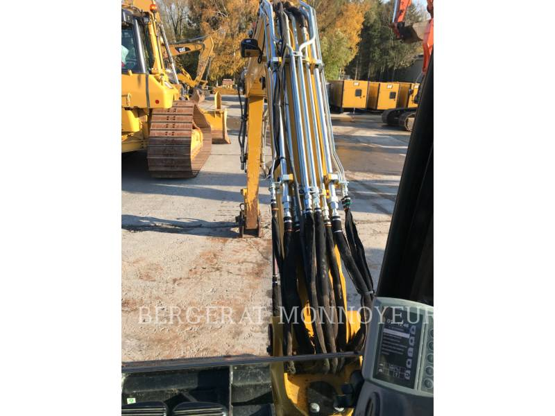 CATERPILLAR TRACK EXCAVATORS 305.5 E2 CR equipment  photo 18