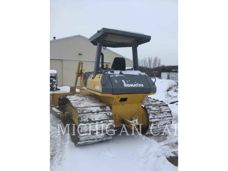 KOMATSU CIĄGNIKI GĄSIENICOWE D65PX-12 equipment  photo 15