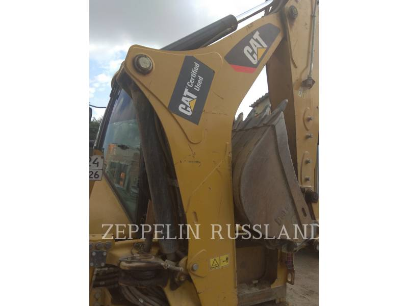 CATERPILLAR TERNE 428E equipment  photo 9