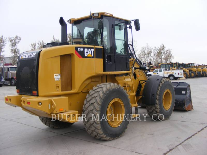 CATERPILLAR CARGADORES DE RUEDAS 930 H equipment  photo 4