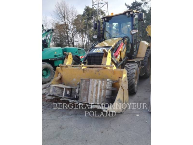 CATERPILLAR CHARGEUSES-PELLETEUSES 432 F 2 equipment  photo 6