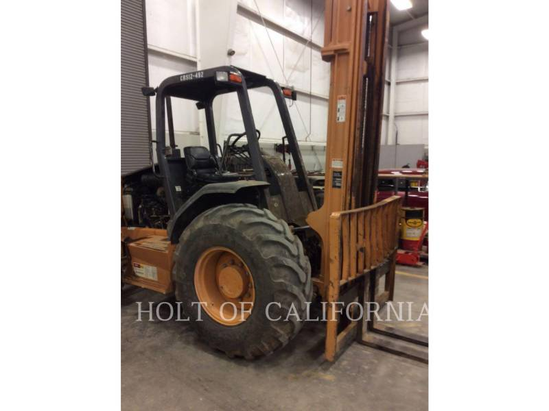 CASE/NEW HOLLAND MONTACARGAS 586G equipment  photo 2
