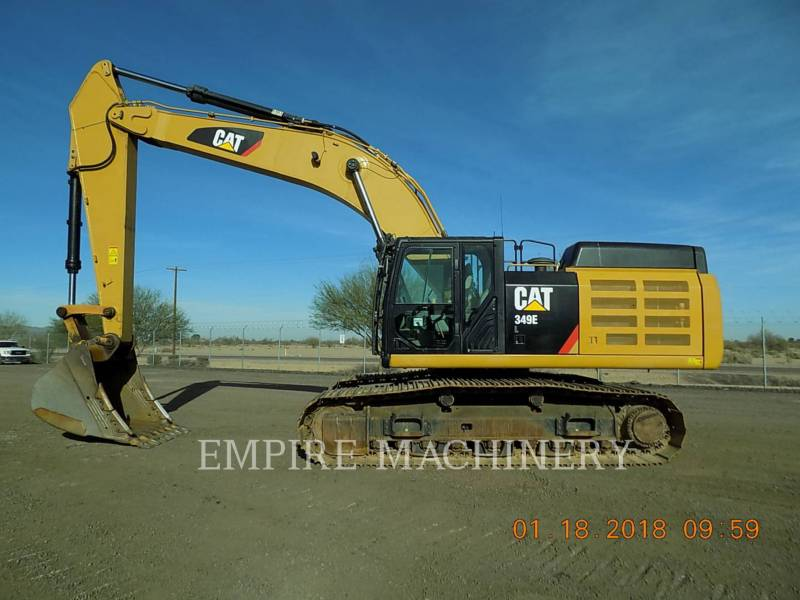 CATERPILLAR ESCAVATORI CINGOLATI 349EL equipment  photo 11