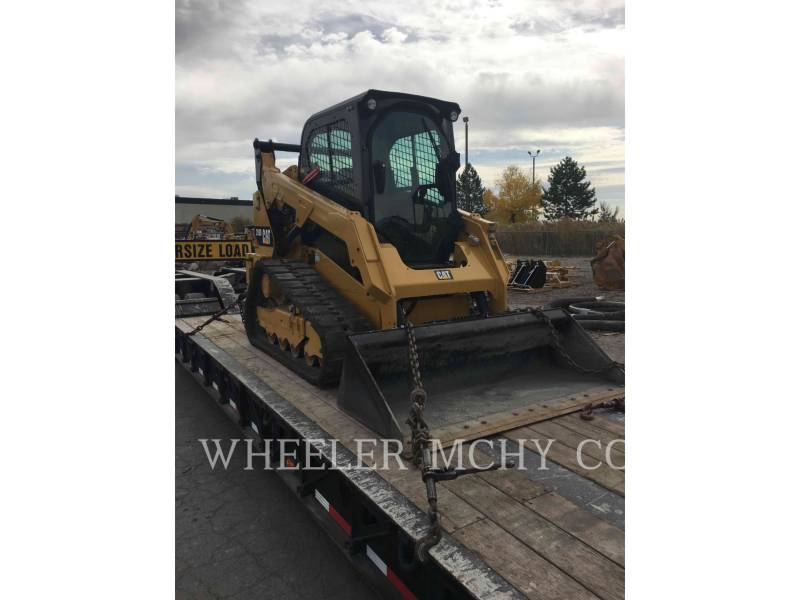 CATERPILLAR DELTALADER 259D C3-H2 equipment  photo 3