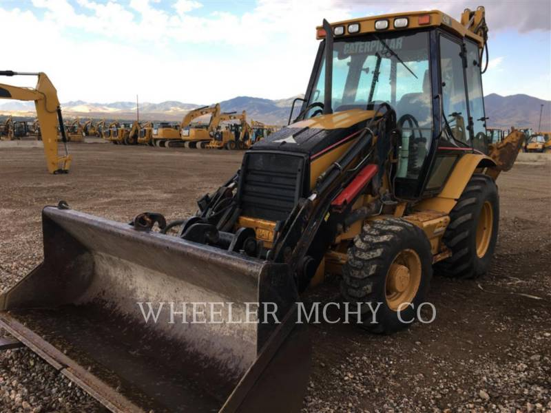 CATERPILLAR BACKHOE LOADERS 420D IT E equipment  photo 1