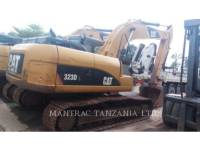 Equipment photo CATERPILLAR 323 D TRACK EXCAVATORS 1