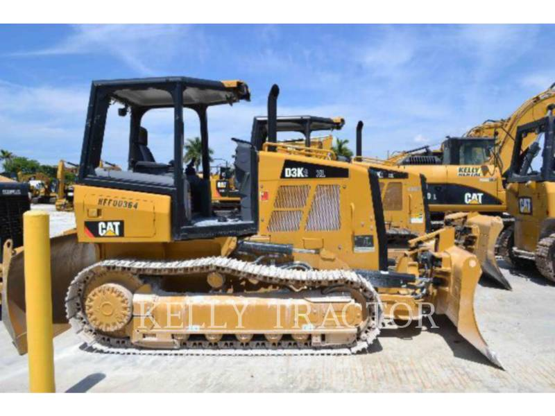 CATERPILLAR TRACTORES DE CADENAS D3K2XL equipment  photo 3