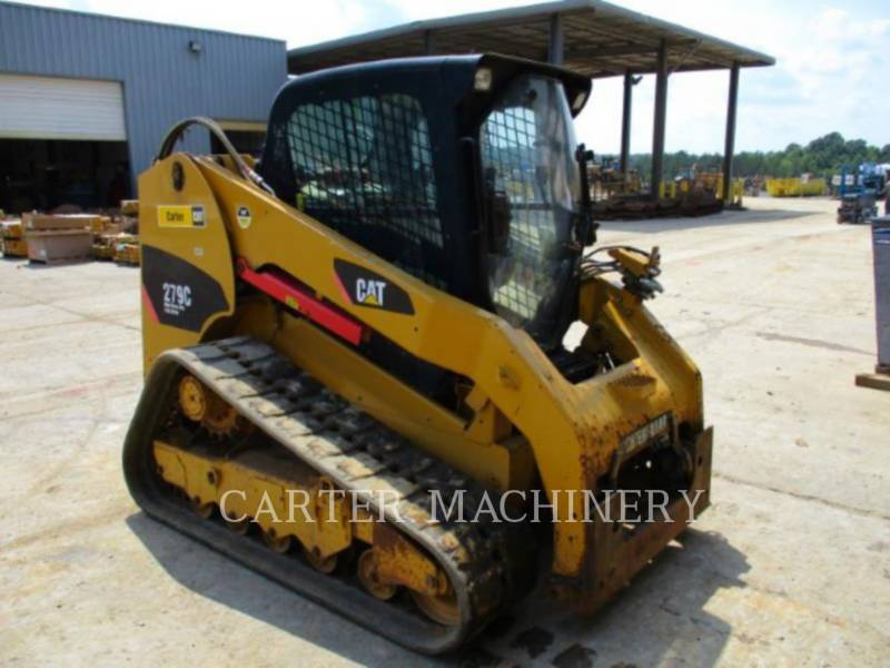 CATERPILLAR MULTI TERRAIN LOADERS 279C ACHF equipment  photo 1