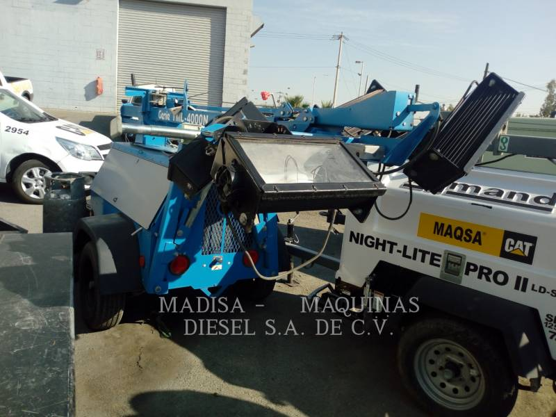 GENIE INDUSTRIES TORRE DE ALUMBRADO TML4000N equipment  photo 2