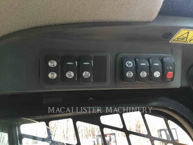 CATERPILLAR CARGADORES MULTITERRENO 299DXHP equipment  photo 14