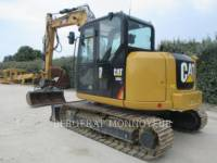 Equipment photo CATERPILLAR 308E2CRSB RUPSGRAAFMACHINES 1