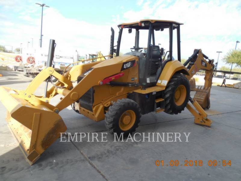 CATERPILLAR RETROEXCAVADORAS CARGADORAS 416F2ST equipment  photo 4