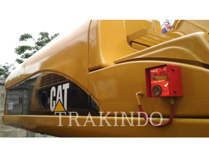 CATERPILLAR TRACK EXCAVATORS 336DL equipment  photo 10