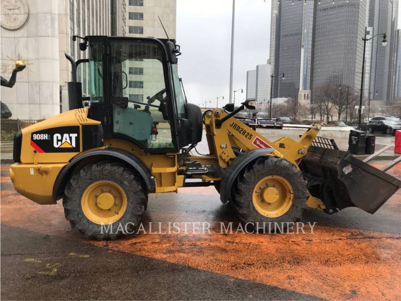 CATERPILLAR WHEEL LOADERS/INTEGRATED TOOLCARRIERS 908 H2 equipment  photo 1