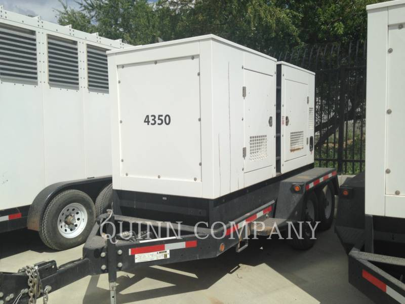 MAGNUM PORTABLE GENERATOR SETS MMG235 equipment  photo 1