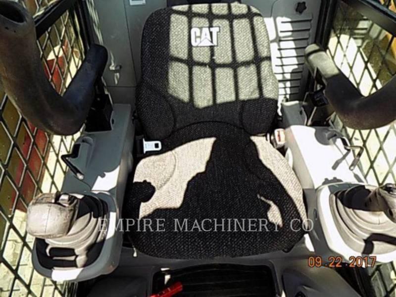 CATERPILLAR スキッド・ステア・ローダ 299D CA equipment  photo 9