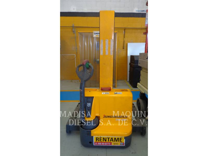 CATERPILLAR LIFT TRUCKS FORKLIFTS EMCB10 equipment  photo 1