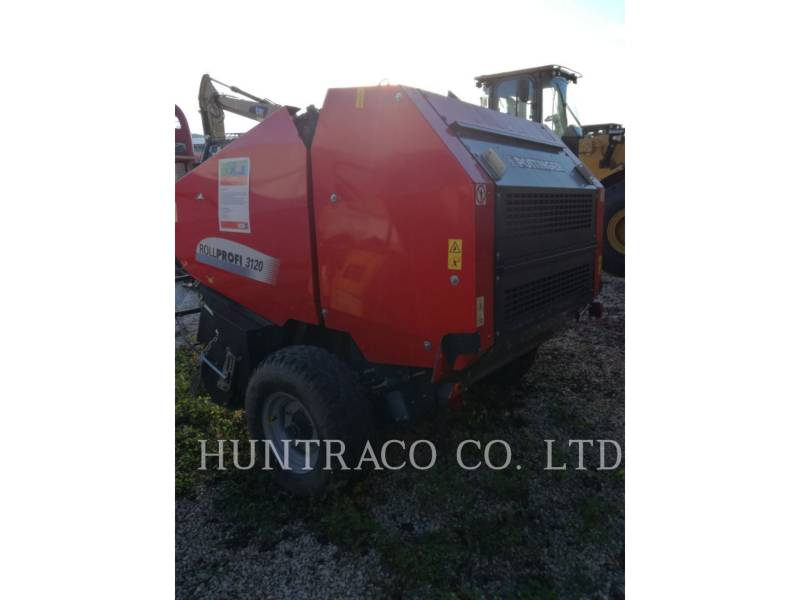 POTTINGER ROLNICTWO - INNE ROLLPROFI 3120L equipment  photo 2