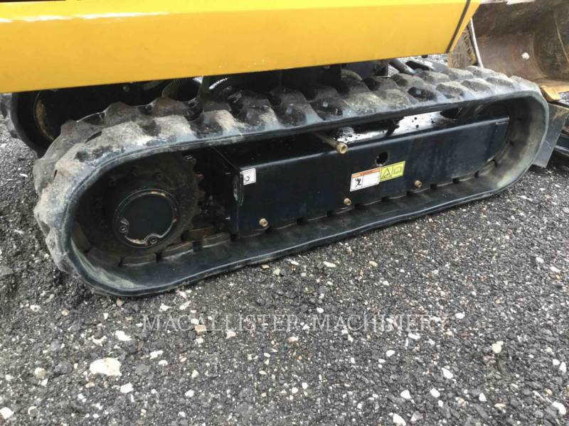 CATERPILLAR TRACK EXCAVATORS 301.4C equipment  photo 8