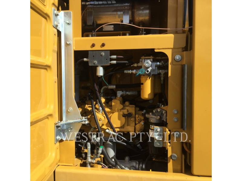CATERPILLAR RUPSGRAAFMACHINES 312E equipment  photo 7