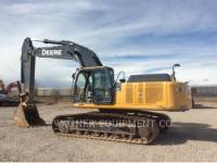 JOHN DEERE EXCAVATOARE PE ŞENILE 350G equipment  photo 2