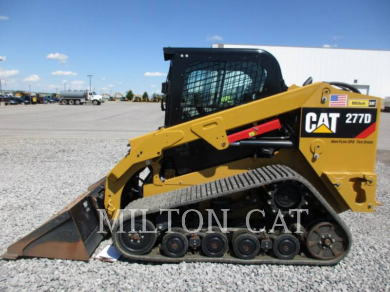 CATERPILLAR 多様地形対応ローダ 277D equipment  photo 5