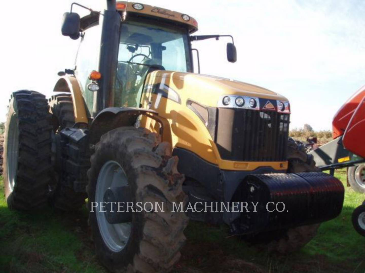 Detail photo of 2013 AGCO MT645D from Construction Equipment Guide