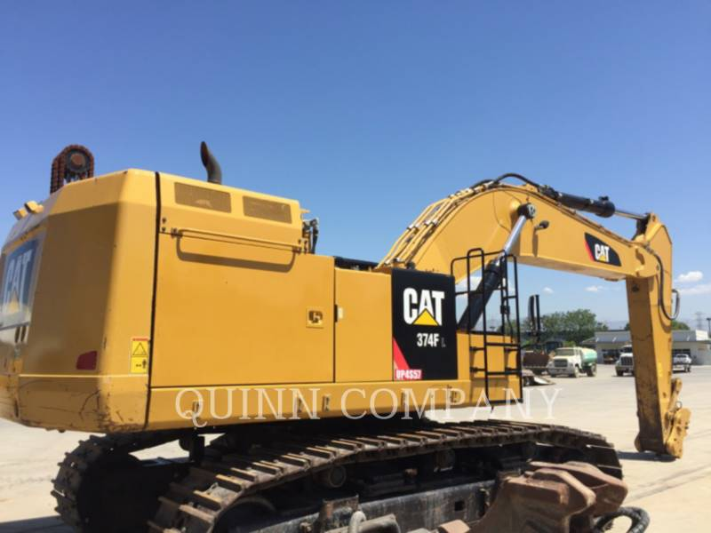 CATERPILLAR EXCAVADORAS DE CADENAS 374F equipment  photo 5