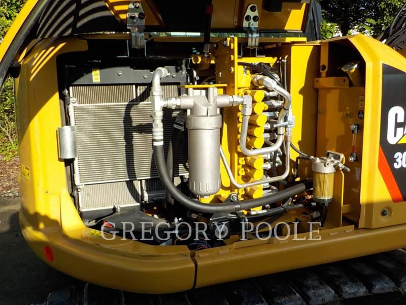 Caterpillar EXCAVATOARE PE ŞENILE 308E2CRSB equipment  photo 15