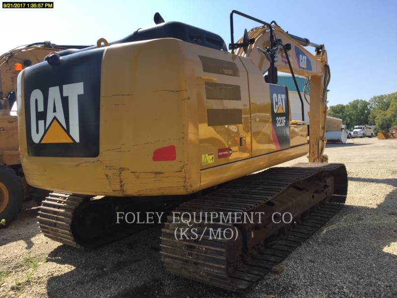 Caterpillar EXCAVATOARE PE ŞENILE 323FL9 equipment  photo 3