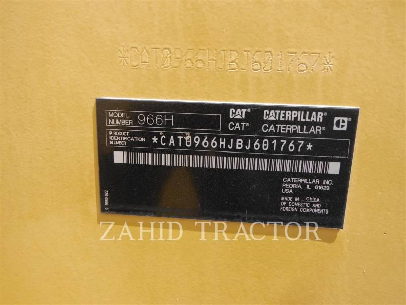 CATERPILLAR 采矿用轮式装载机 966H equipment  photo 6